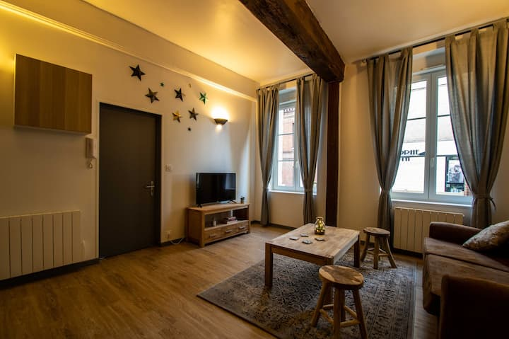 Appartement Cosy Au Sein De La Venise Normande