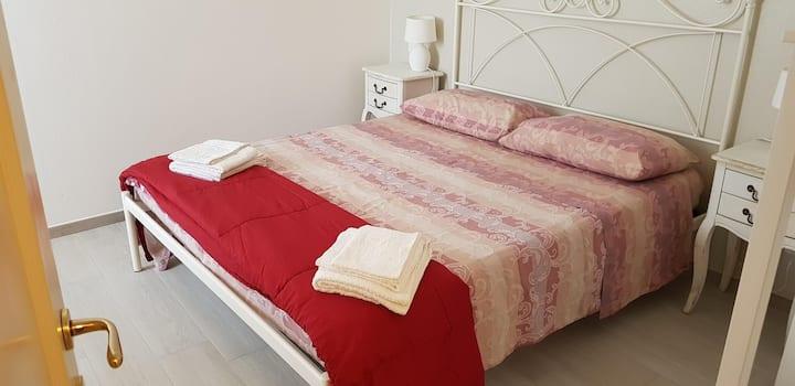 Il Nido stanza rossa