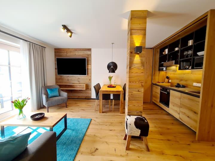 Ferienwohnung Murmeltier I (Löwen Suites)