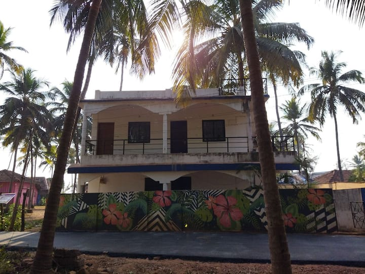 Agonda Beach Guest House (room 2)