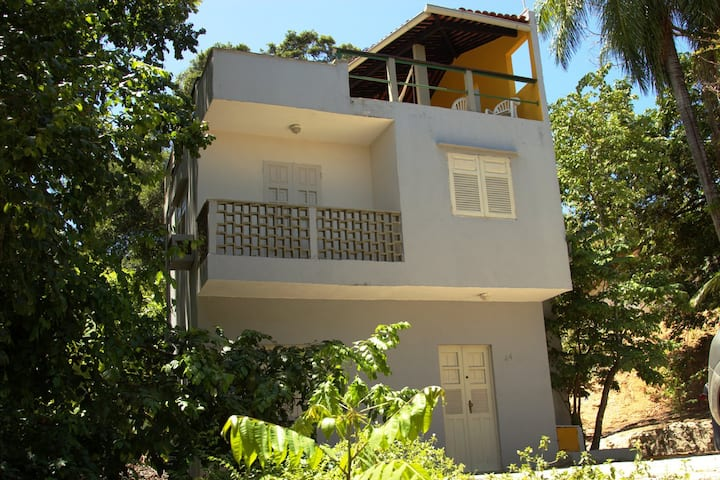 Casa principal e chalé Praia de Suape