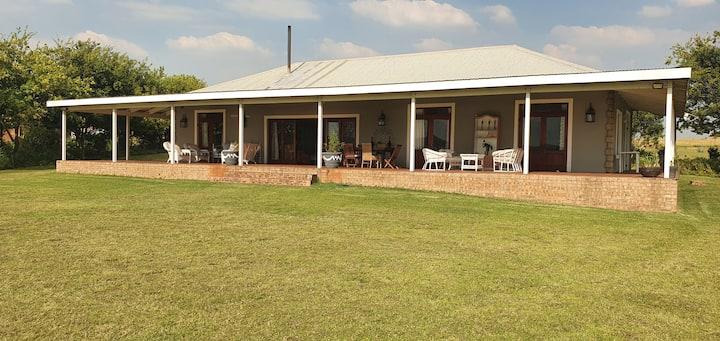 Riverside Farm House