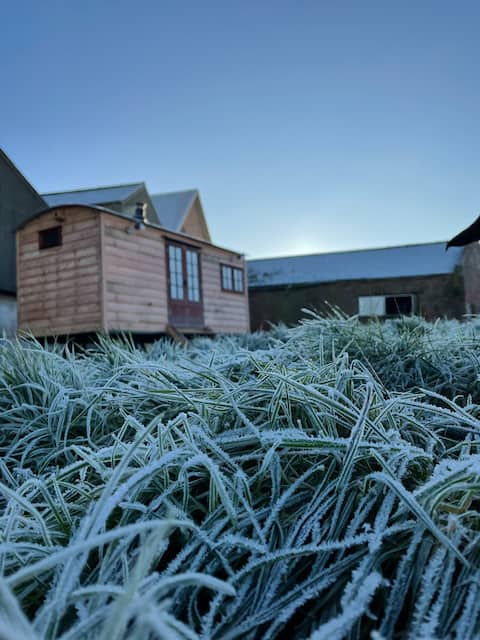 The Shepherds Retreat - a Luxury Shepherds Hut!