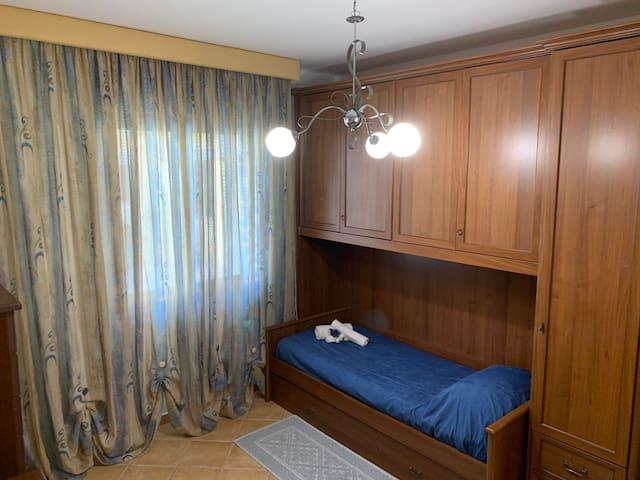 Seconda Camera con doppio letto