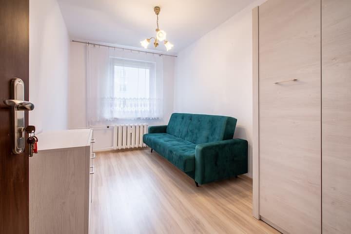Pokój w mieszkaniu ze wspólną łazienką i kuchnią 3