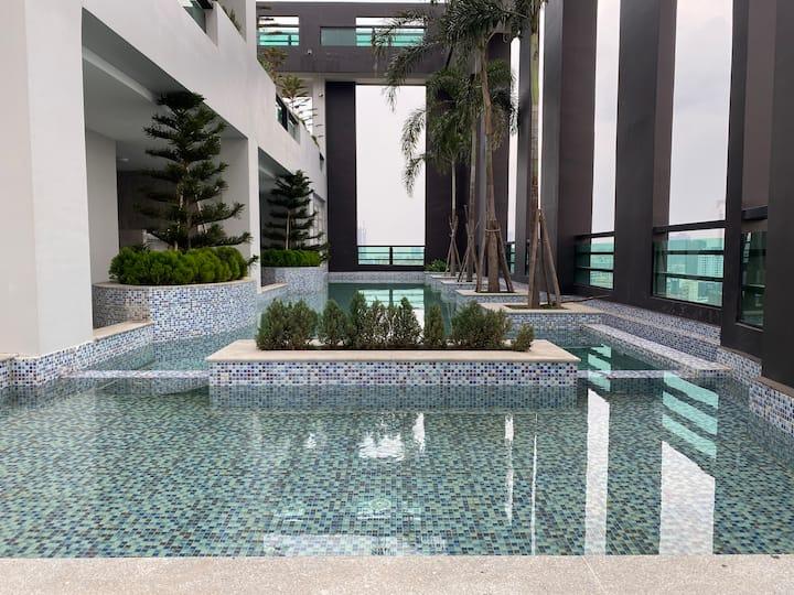 Luxury Condo Unit for Rent in Phnom Penh, Cambodia