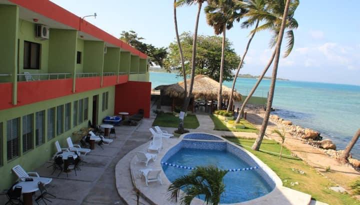 Habitación con 1 cama doble - Hotel Guarocuya