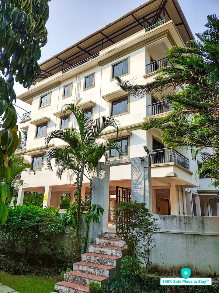 HomePlus Boulder Opal 1BHK Apartment (With Pool)