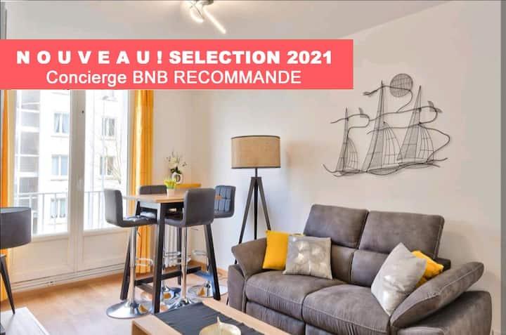 BE Residence BNB Confort - Hyper Centre