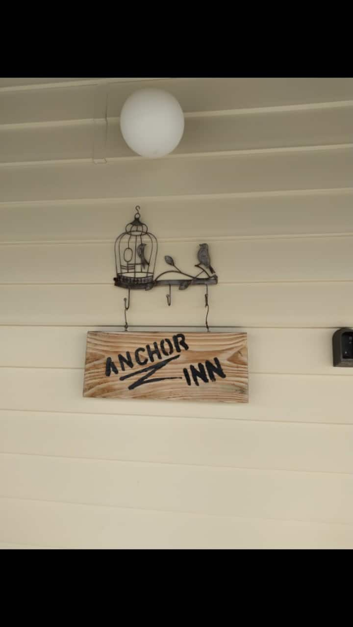 Anchor Inn. Perfect place to stay and relax