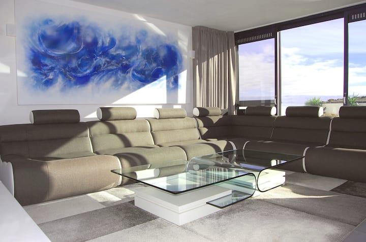 LUXUS Apartment Ocean View + Flughafentransfer