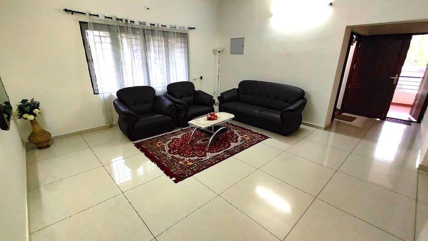 Hall / Living room view 2