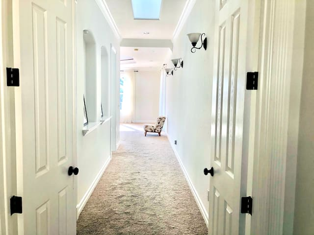 Entrance to the Master Suite
