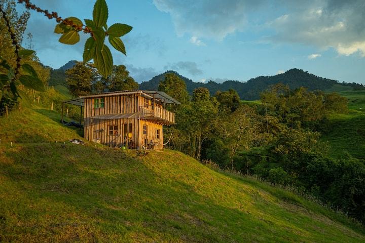 Escápate a la Naturaleza - Cabaña Manantiales
