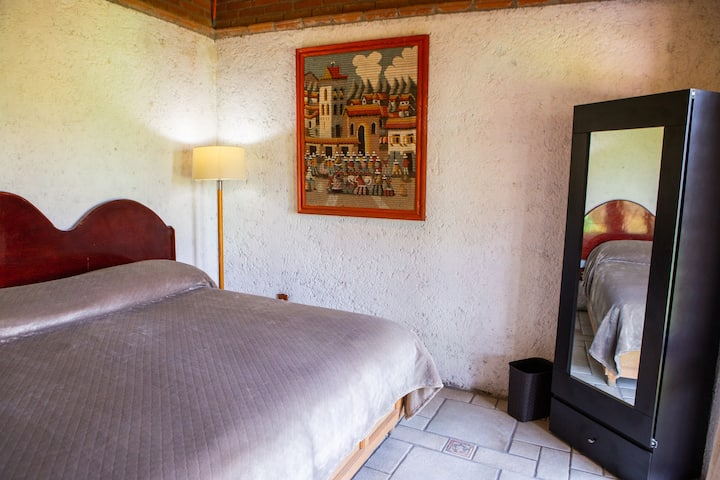 Hab. Matrimonial Hotel Boutique Roble del Valle