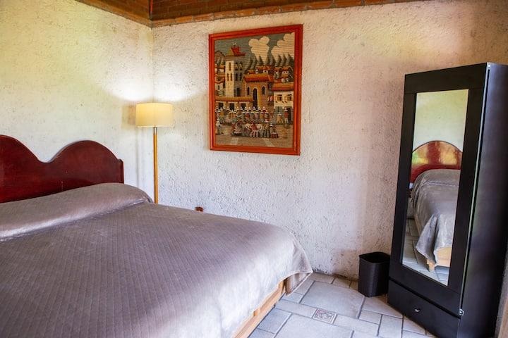 Habitación Plus Hotel Boutique Roble del Valle
