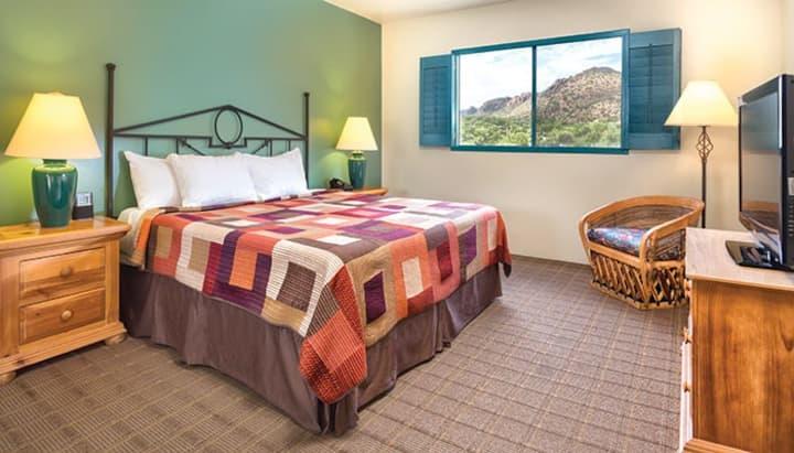 Southwestern Studio Suite in Tucson Resort