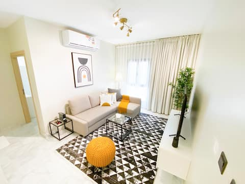 1 Bedroom Apartment -Nearby Oman Convention Centre