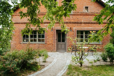 Quiet country apartment in the heart of Uckermark