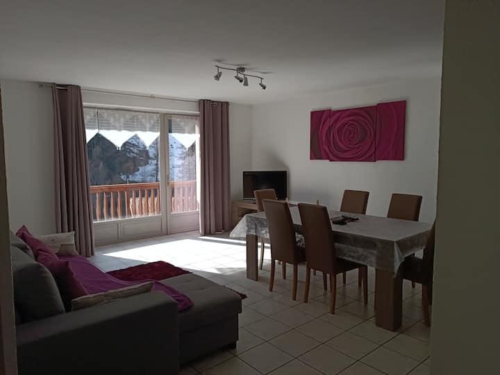 Appartement en Savoie / 6 personnes