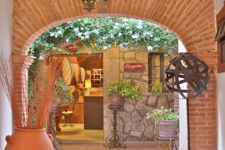 Habitación en Hotel Casa de Vino/Zona Centro