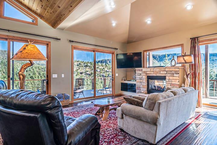 Living Room w/ Views