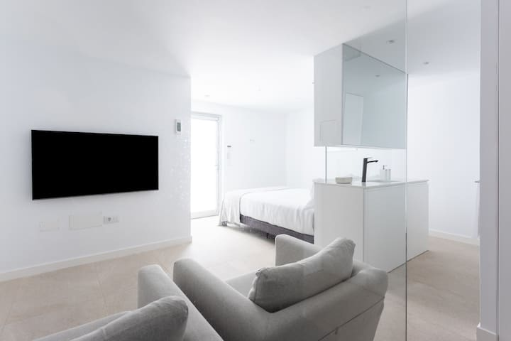 Main suite overview