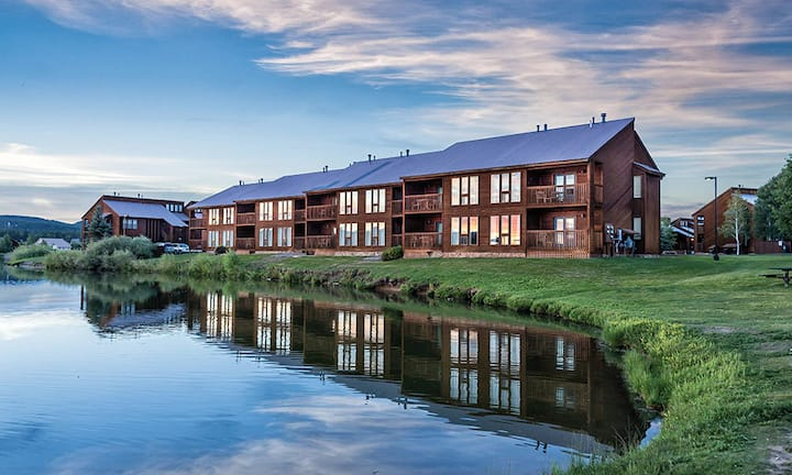 1 BEDROOM SUITE ✦ PAGOSA SPRINGS GETAWAY at Wyndham Pagosa Resort ✦ Accommodates up to 4 Guests ✦