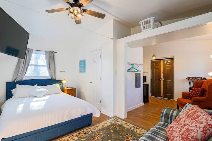Cozy suite apartment near public transportation