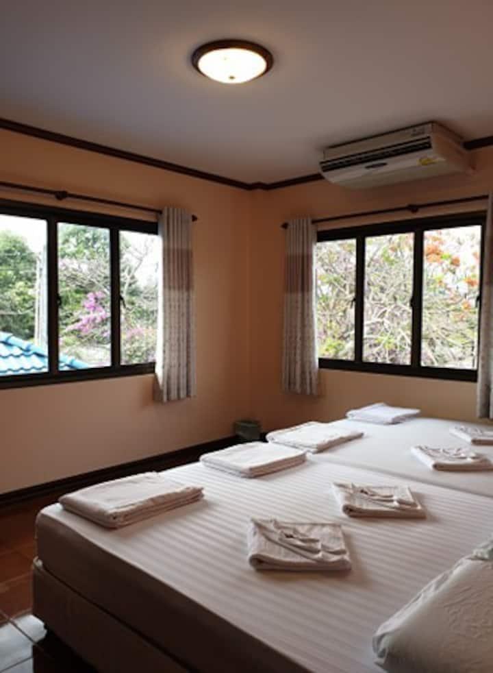 Exclusive House near Rayong Beach at Pama Resort