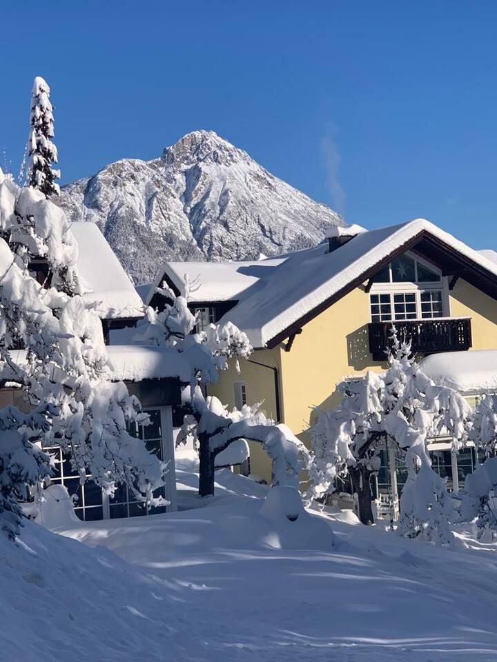 Wintertraum Landhaus Arzlairer Hof