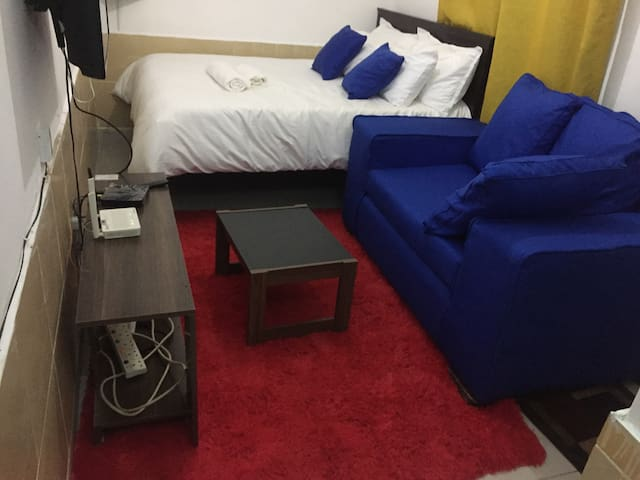 Sovrumsområde