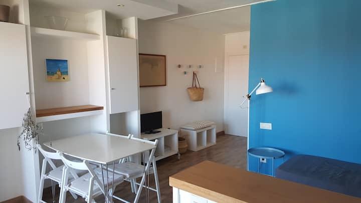 Apartamento en playa de Pals (Costa Brava-Gerona)