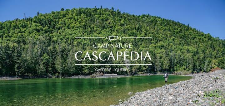 Camp Nature Cascapedia