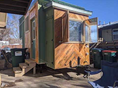 Urban tiny house experience