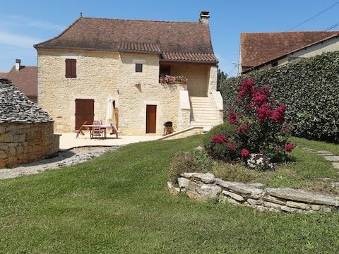 Authentique maison Quercynoise