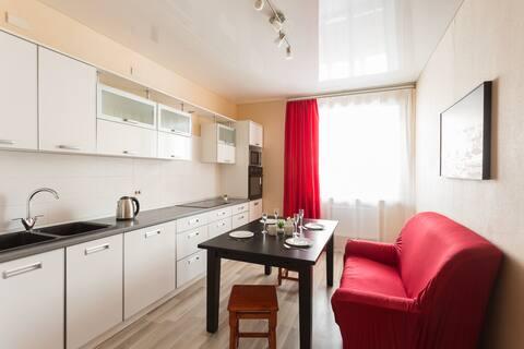 Апартаменты Живи Уютно с комфортом