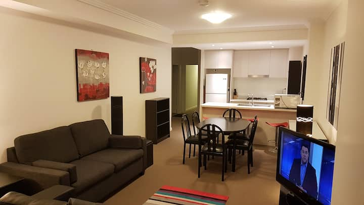 2 Bedroom Apartment with Study