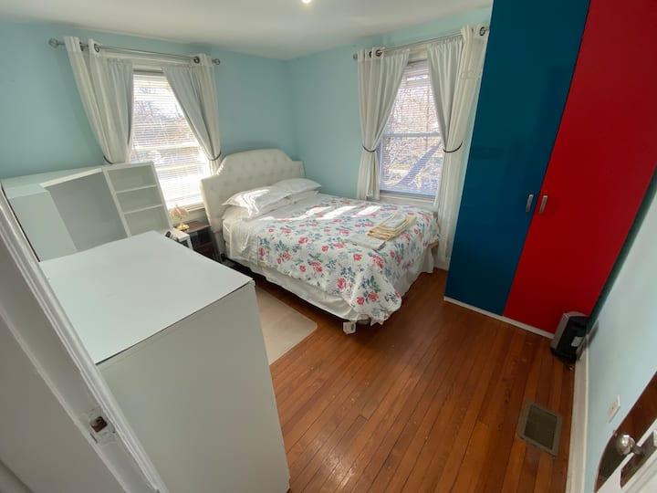 Blue Room - ARLINGTON HOUSE
