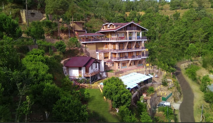 Exotic Farm house |6 Acre of Private Space |Solan