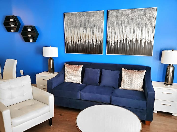 ⭐VIP⭐Private 2 bed, LAX, BEACH, Metro, Parking