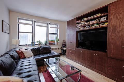 Relaxing 1 Bedroom in the Middle of UES!
