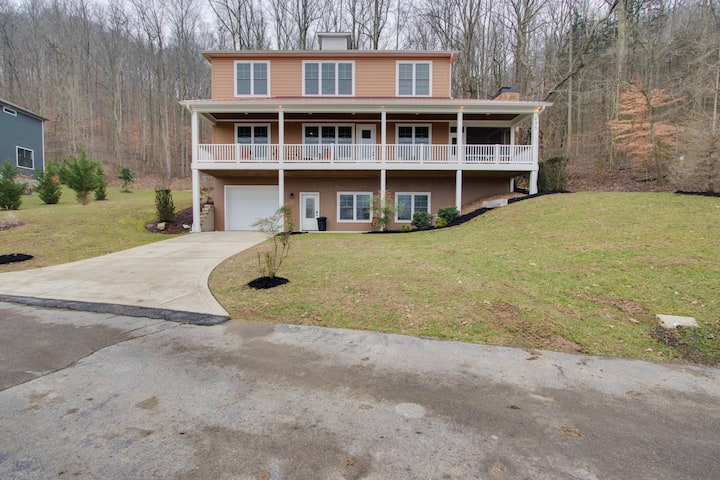 Center Hill Lake Home Retreat