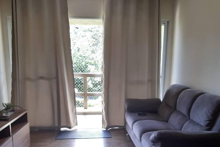 Apartamento confortável, próximo a USP!