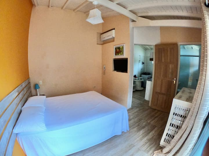 Cozy Accommodation Nature Camburi Beach