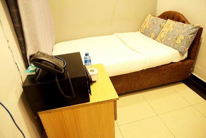 Budget Hotel Accommodation - Double Room