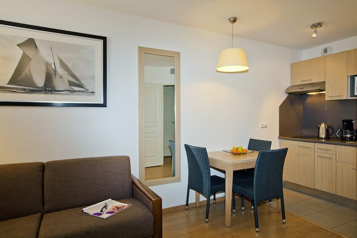 Junior Suite (3 People) 200m from beach Arcachon