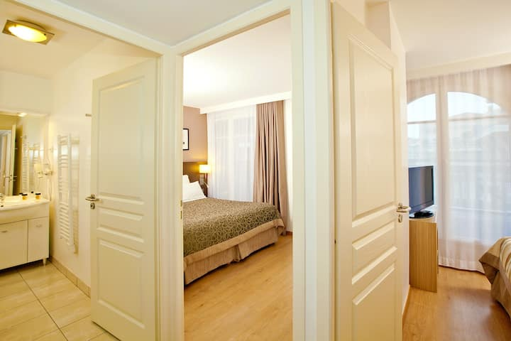 Executive Suite (6 PAX) 200m from beach Arcachon