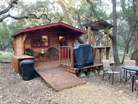 A Norwegian Wood Cabin Retreat