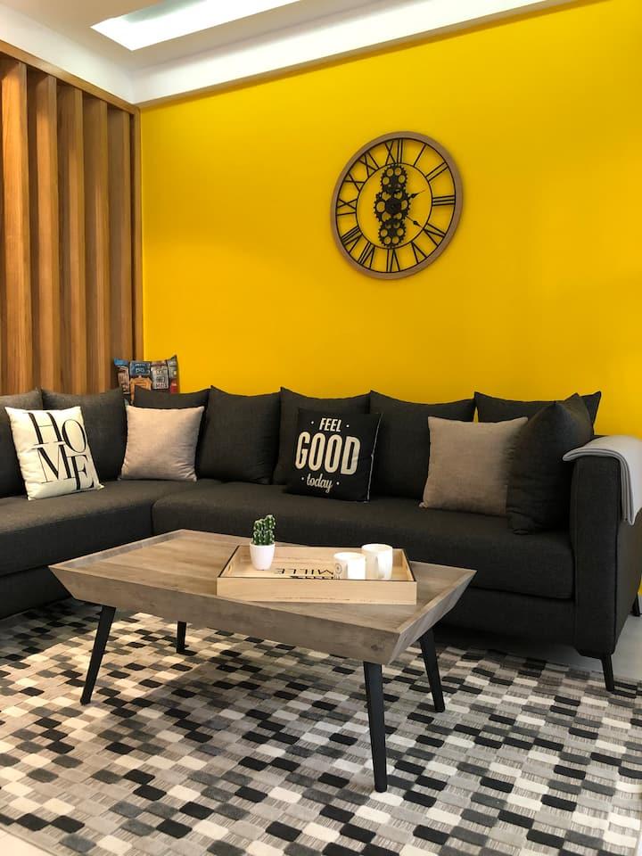 Brand new cosy studio